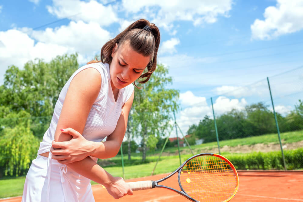 physio for tennis elbow