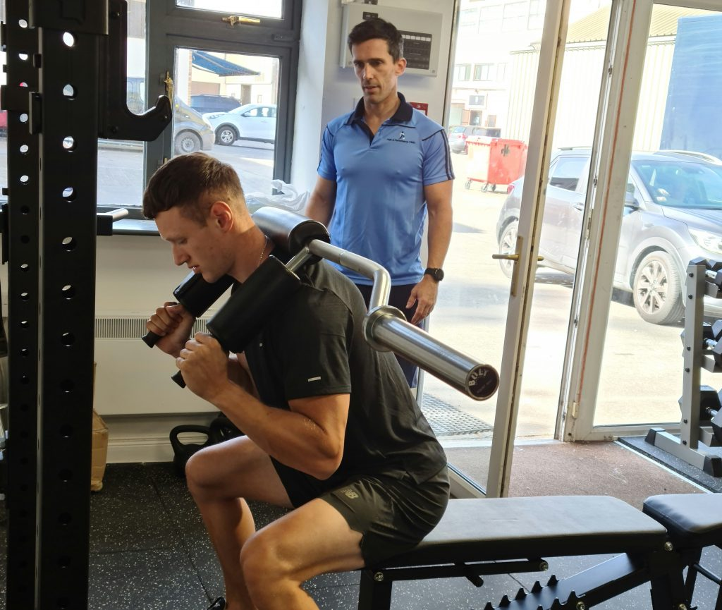Physio-Guided Fitness